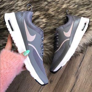 NWT Nike Air max Thea gunsmoke NWT